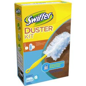 Plumeau Swiffer Duster Kit + 4 recharges Febreze