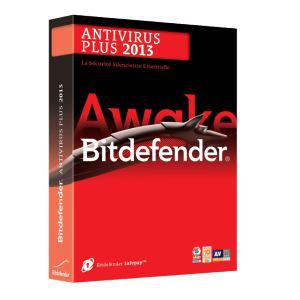 Bitdefender Antivirus Plus 2013 1 an 1 pc