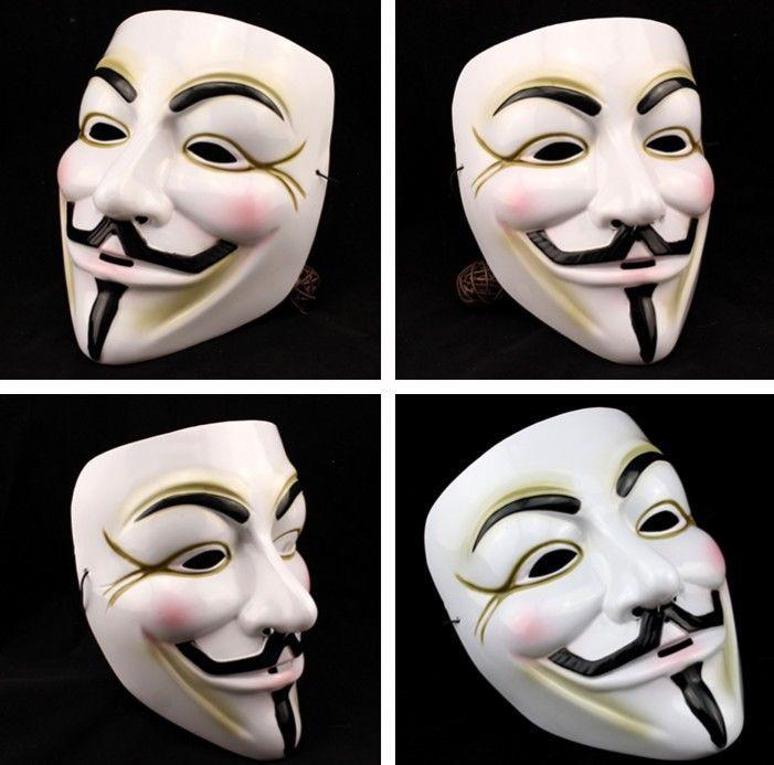 masque v pour vendetta, anonymous