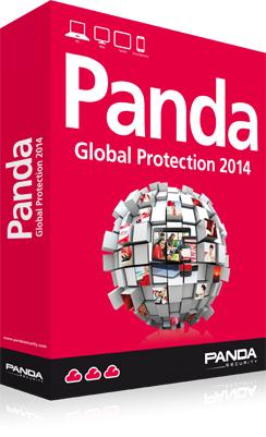 Jusqu'à -50% sur les antivirus Panda Security  - Ex: Panda Global Protection 2014