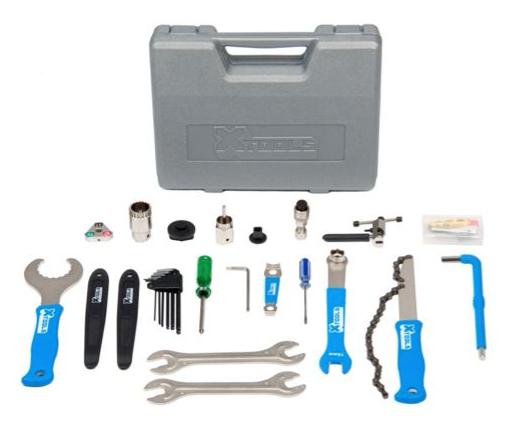 Kit Outillage pour Velo (X-Tools Bike Tool Kit 18 Outils )