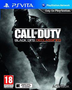 Call of Duty : Black Ops Declassified sur PS Vita