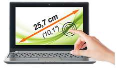 "PC portable 10"" Tactile Medion Akoya E1317T + Office 2013 gratuit"