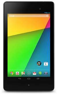 Tablette Asus Nexus 7 - 2013 (WiFi, Bluetooth 4.0, NFC, GPS, 16 GB, Android Jelly Bean 4.3)