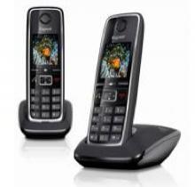 Téléphone sans fil Gigaset C530 Duo / Paiement via Buyster