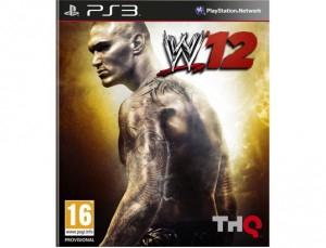 Jeu vidéo THQ WWE 12 sur PS3