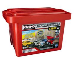 Kre-o Transformers Hasbro Baril 279 briques