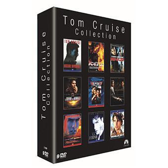 Coffret DVD Tom Cruise - 9 films