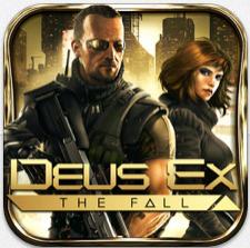 Jeu Deus Ex: The Fall sur iOS
