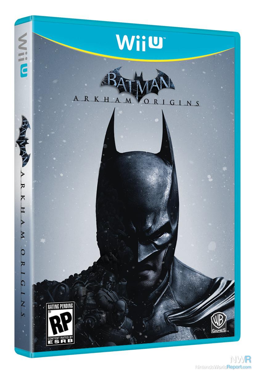 Batman: Arkham Origins sur WII U