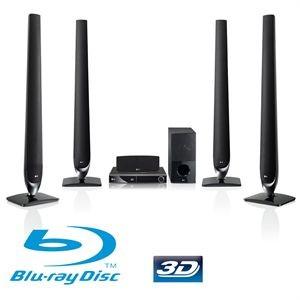 Home Cinéma 5.1 Blu-ray 3D LG HX806TH