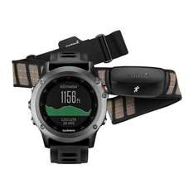 [PayPal] Montre GPS Garmin Fenix 3 Performer + Ceinture Cardio Run