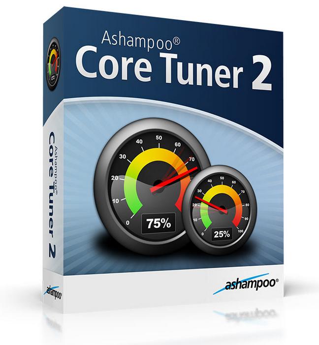 Logiciel Ashampoo Core Tuner 2 Gratuit (Gestion des performances PC...)