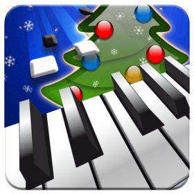 PIano Master Noël gratuit sur Android (au lieu de 0.99€) + Bon d'achat 1.29€ pour un titre MP3