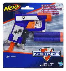 Pistolet Nerf Elite Jolt - (Panier plus)
