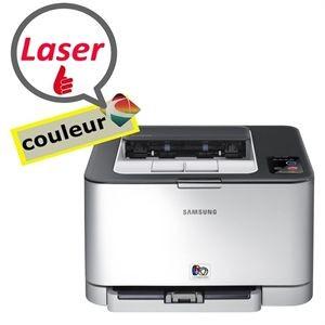 Imprimante A4 laser couleur Samsung CLP-320