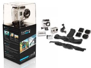 GoPro HD Hero 2 Outdoor avec code promo