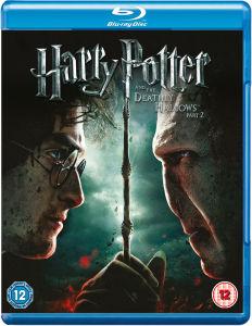 Harry Potter et les Reliques de la Mort (2ème partie) Blu-ray