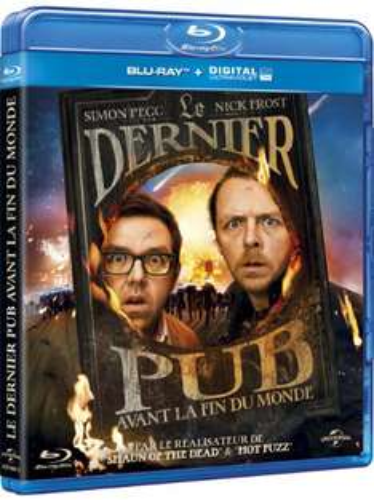 [Précommande] Le Dernier pub avant la fin du monde en Blu-ray