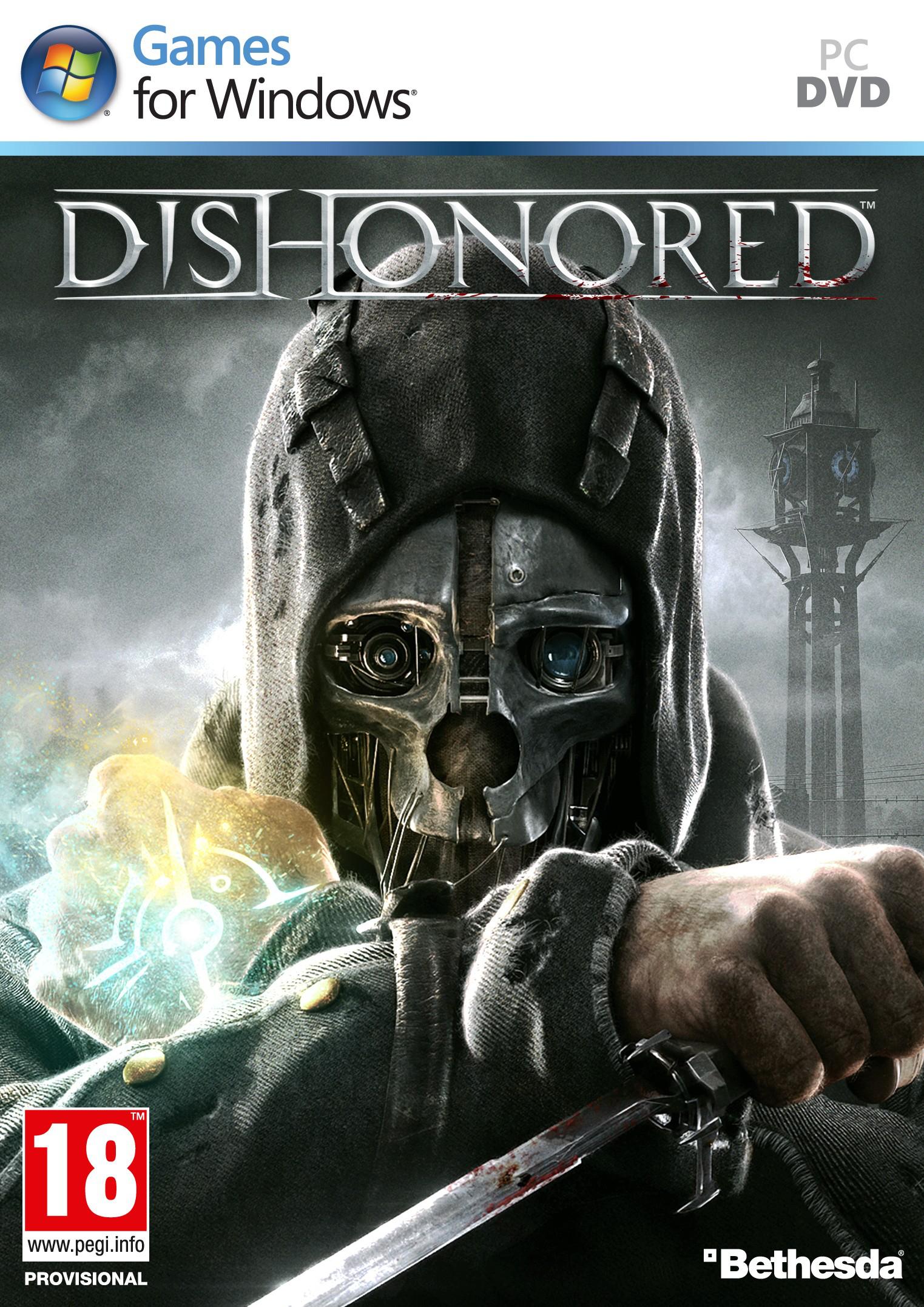 Dishonored sur PC (Steam - Dématérialisé)