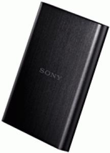 Disque dur externe Sony HD-EG5S 500 Go, USB 3.0 - Noir ou Gris