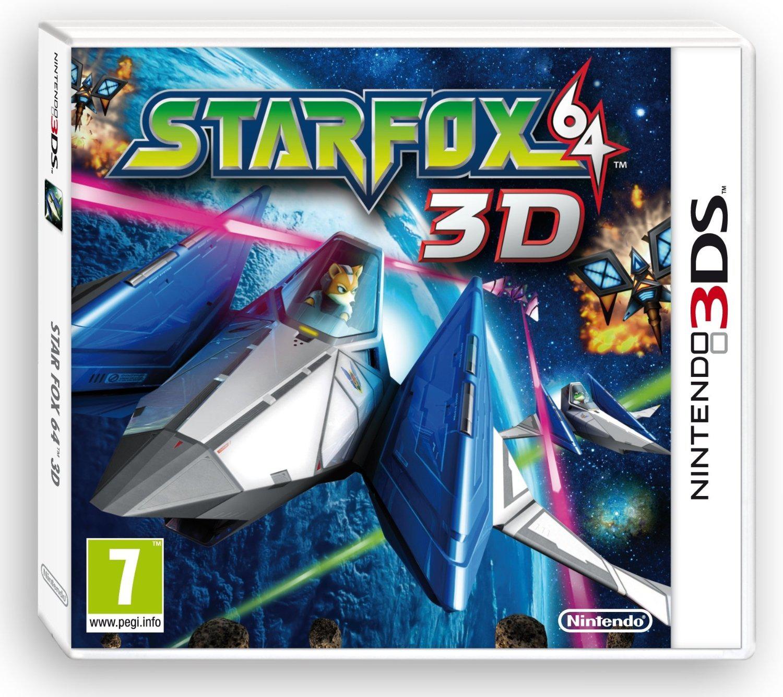 Star Fox 3D + Steel Diver - les 2 jeux 3DS