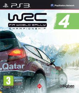 WRC 4: World Rally Championship Ps3/Xbox 360