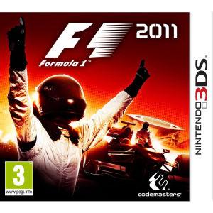 F1 2011 sur Nintendo 3DS et PS3
