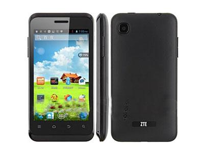 """Smartphone 4"""" ZTE Mobile 512Mo de ram - 4Go - Dual SIM Wi-Fi 3G"""