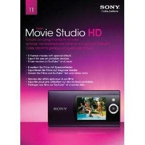 Logiciel de montage vidéo Sony Vegas Movie Studio HD 11
