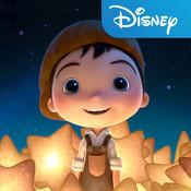 """Pixar & Disney, livre interactif sur iPad : """"La Luna, the Story Project"""" gratuit (au lieu de 3,59€)"""