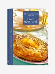 Livres de recettes offert (parmi 9 choix) au format PDF