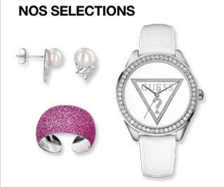 Jusqu'à -70% de réduction en ligne et en magasin sur une sélection de bijoux