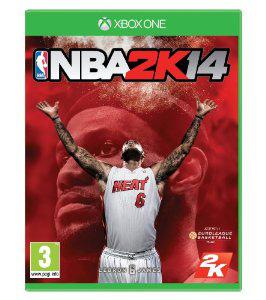 NBA 2K14 sur XBOX One