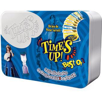 Time's Up Best Of Asmodée