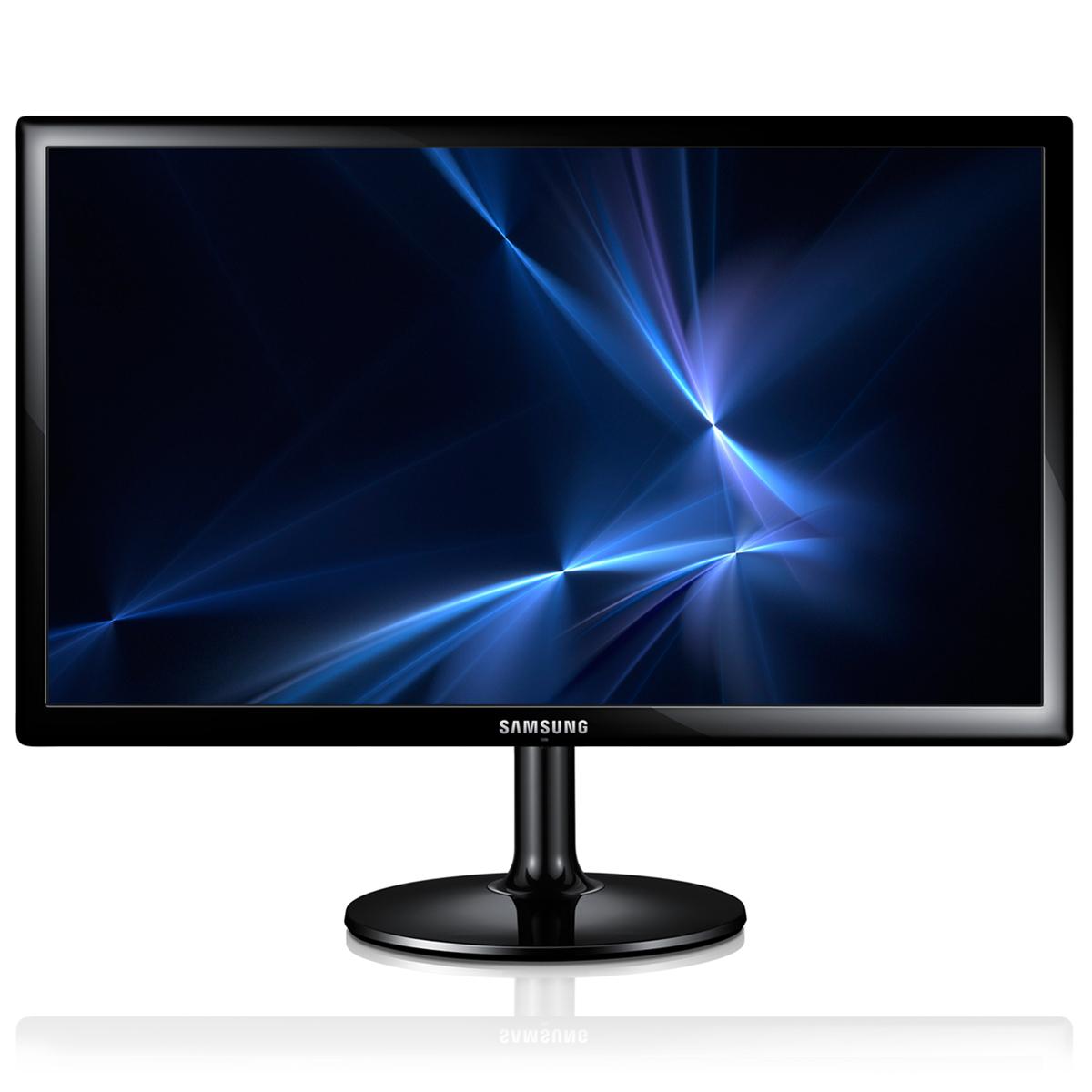 "Ecran PC Samsung 21.5"" LED - SyncMaster S22C350H - Full HD"