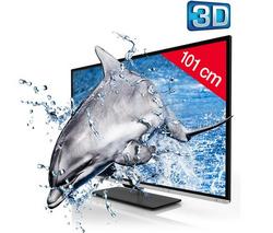 "TV LED 40"" Toshiba 40L5333DG 3D (Après ODR de 40€)"