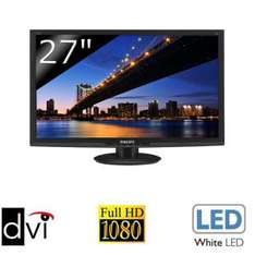 "Ecran plat 27"" LED 16/9 Full HD Philips 273E3LSB"