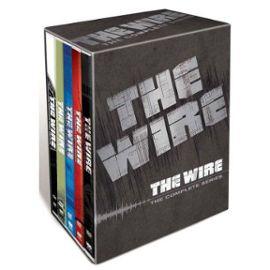 """Coffret DVD Intégrale """"Sur Ecoute"""" (The Wire)"""