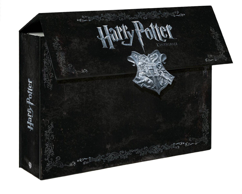 Coffret DVD Harry Potter l'intégrale (8 DVD)