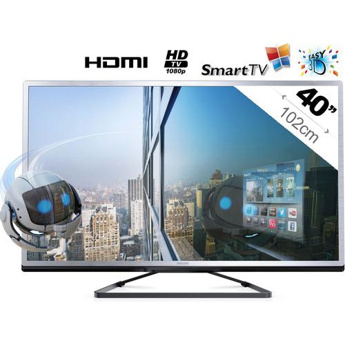 """TV LED 3D 40"""" Philips 40PFL4508H"""
