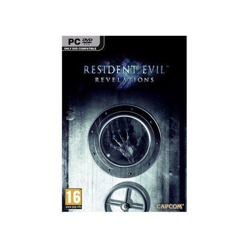 Resident Evil Révélation PC Version Boite