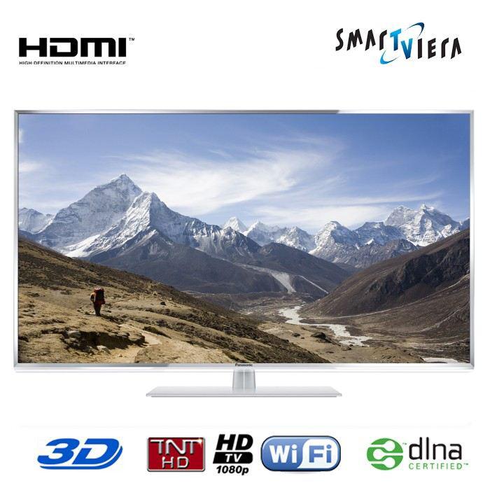 TV Panasonic TX-L50ET60E 3D - Full HD