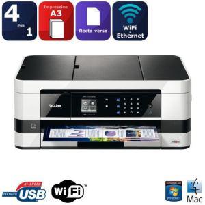 Imprimante 4 en1 Wi-Fi Brother MFC-J4410DW (Avec -40€ ODR)