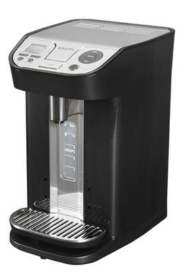Machine à café automatique Krups KM 9008 12 tasses - inox/noir