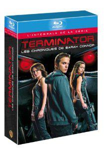 Terminator - Les Chroniques de Sarah Connor l'intégrale Blu-Ray