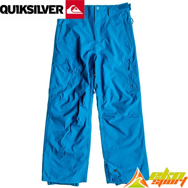Vêtements de ski soldés. Ex : Pantalon Quicksilver Surface