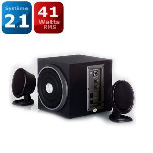 Kit enceintes 2.1 Ryght Style 3100HD - 41w