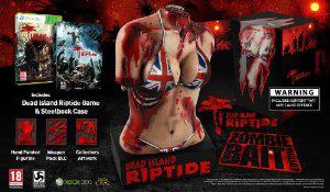 Dead Island: Riptide edtion collector sur Xbox360