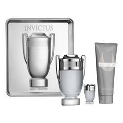 Coffret eau de toilette Invictus 100ml + miniature 5 ml + Gel douche 100ml